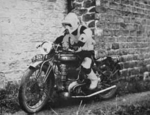 Old school scout trooper.