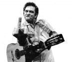 Johnny Cash Finger