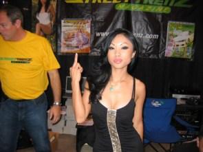 Jasmine Mai Giving It Her Best