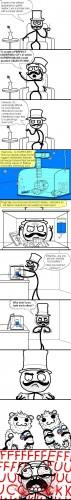 WTF legorobot comic