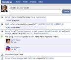 Obama\'s Facebook Page