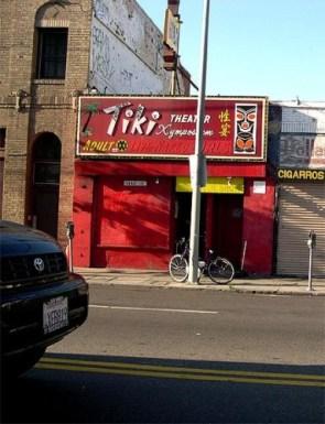 Tiki Porn Theater