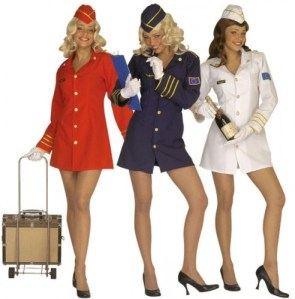 Cute Flight Attendants