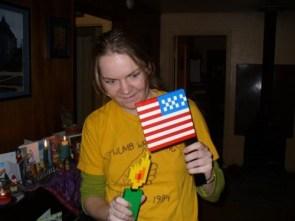 Nerd Flag Burner