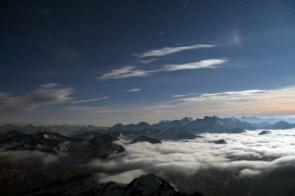 Pyrenees Paraselene
