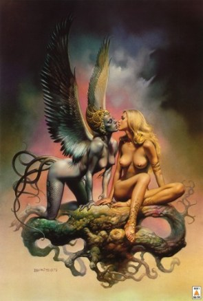 NSFW – Boris Vallejo's fantasy women