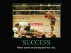 Success Motivational Poster