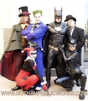 Gotham Public Works