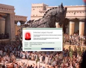 Trojan Horse Found!