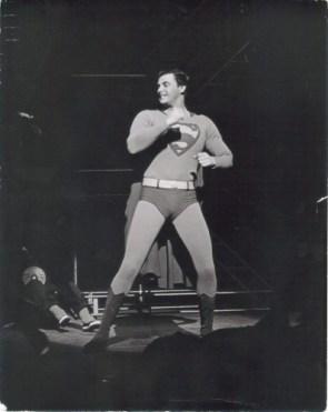 Superman On Broadway