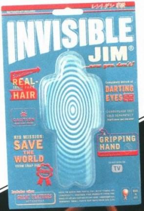 Invisible Jim