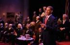 Audio-Animatronic Obama