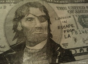 Lincoln in Escape from LA
