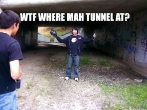 WHERE BEETH MAH TUNNEL??