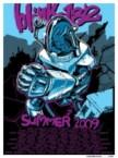 Blink-182 2009 Tour Poster