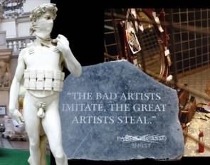Banksy vs Bristol Museum