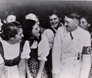 Hitler Girl`s School