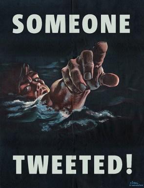 Someone Tweeted