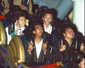 Asian Roller Coaster
