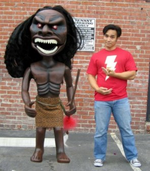 Zuni Fetish Idol