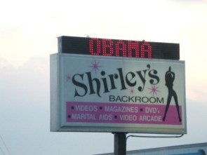 Strippers For Obama