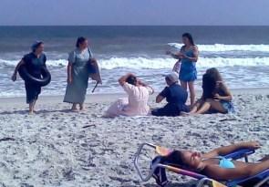 Amish Beach