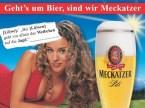 Meckatzer Beer