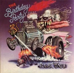 The Birthday Party Junkyard
