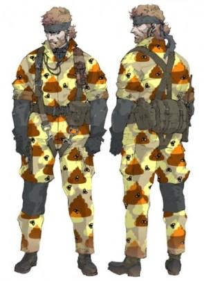 Metal Gear – Funny Camo