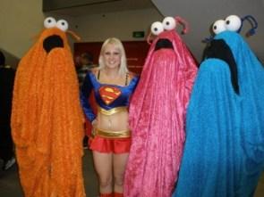 Sesame Street Martian Costumes