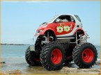 Dumb Car Monster Truck