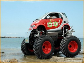 Dumb Car Monster Truck
