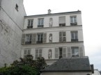 Building near Monmartre
