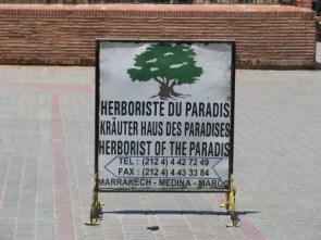 Herborist of the Paradis