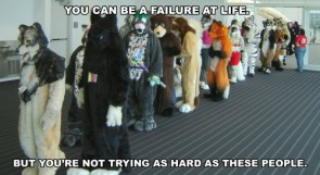 You can be a Failure at Life…