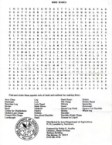 Lamb Cuts Word Search