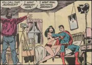 Superman is a Porno Making Wifehumper