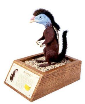 Squirrkey