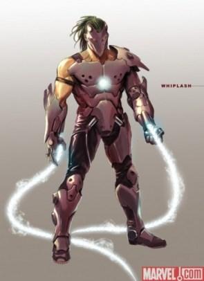 Iron Man 2 – Whiplash