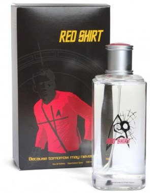 Red Shirt cologne