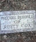Worst name for a Memorial….