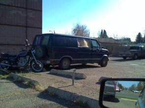 Skinner Van