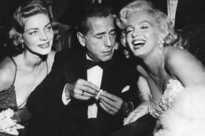 Bogey, Bacall, Monroe