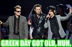 2009 MTV VIDEO MUSIC AWARDS Green Day