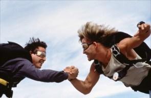 Reeves & Swayze Skydiving