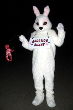 Abortion Bunny