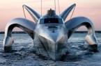 Earthrace boat