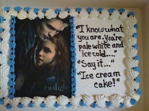 The Twilight Cake