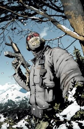 Call Of Duty: Modern Warfare 2 Comic Book