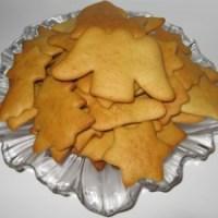 Коледни меденки с канела и джинджифил